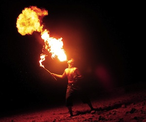 Fire Eater Singapore