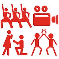 Flash Mob Proposal Singapore